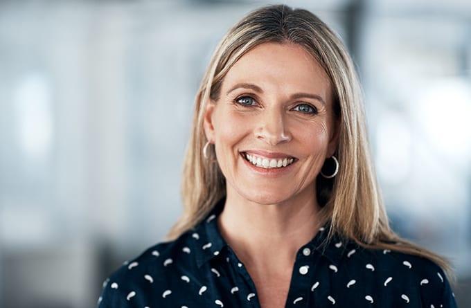 Portrait Linda Burmeister